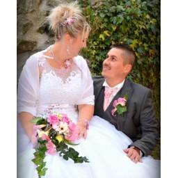 Bijoux de mariage de Virginie et Benoît le 05-10-2019