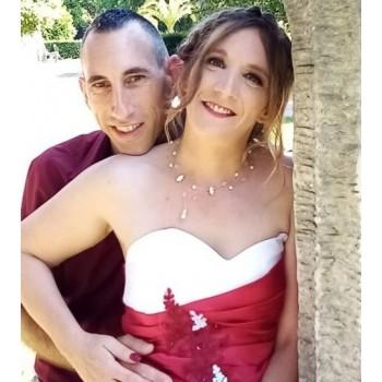 Collier de mariage de Stéphanie et Nicolas le 27-06-2020