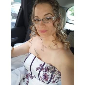 Collier de mariage de Mélanie le 24-07-2021
