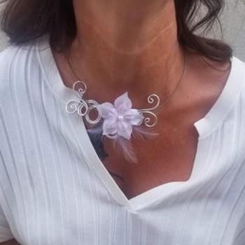 Bijoux de mariage de Karine le 24-07-2021